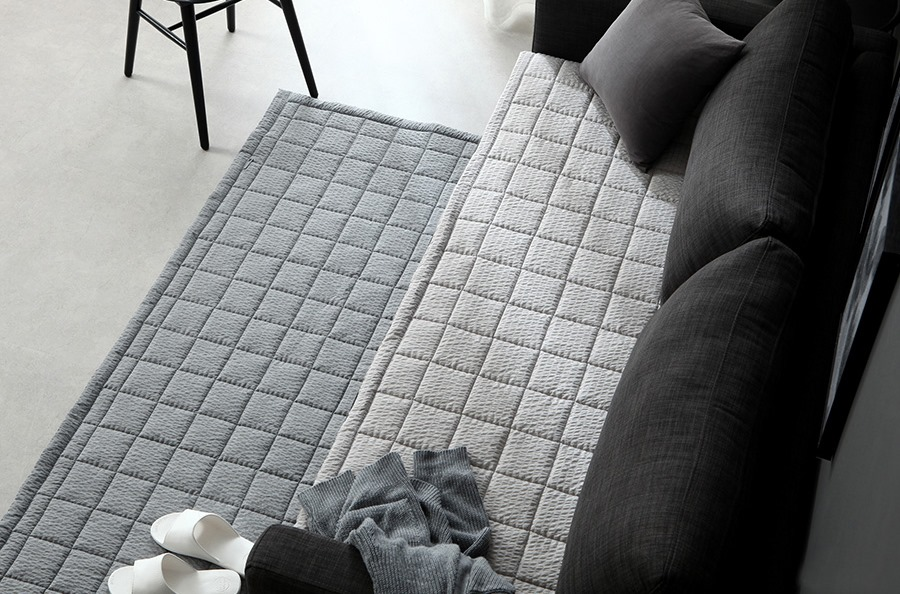 Tấm trải sofa cao cấp - Blended Embo Rippe Sofapad